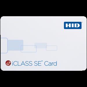 300x iCLASS SE Card