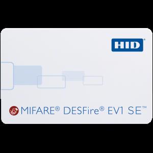 370x - MIFARE DESFire EV1 SE™ Card
