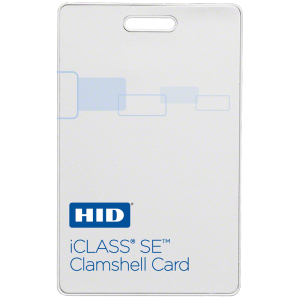 3350 iCLASS SE Clamshell Card
