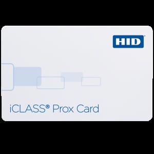 202x iCLASS® + Prox Card
