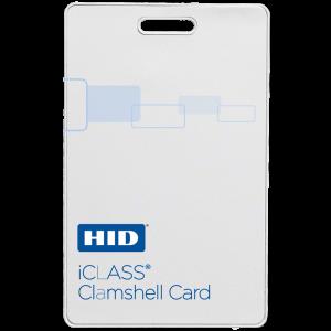 2080 iCLASS® Clamshell Card