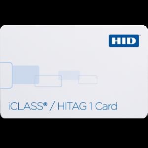 202x iCLASS + HITAG1 Card