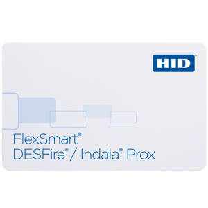 FPMXI FlexPass® MIFARE / Indala® Combo Smart Card