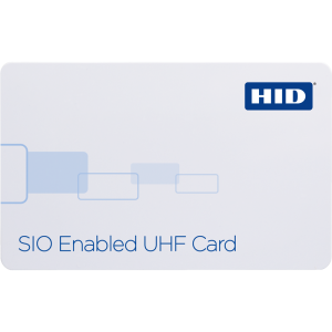600x SIO Enabled UHF Card
