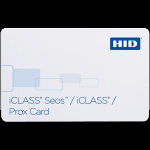 522X iCLASS® Seos®/iCLASS® Card