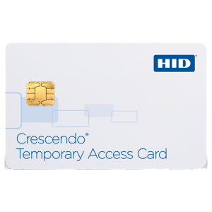 Crescendo® Temporary Access Card