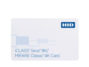 Seos®/MIFARE Classic® 5806 Card