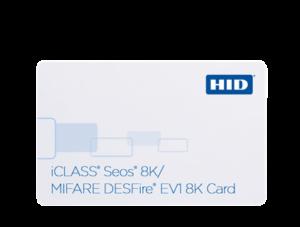 Seos®/MIFARE® DESFire® EV1 5906 Card